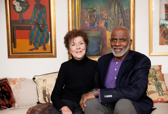 PORTRAIT_DIANE AND ALAN PAGE COLLECTION_LORES